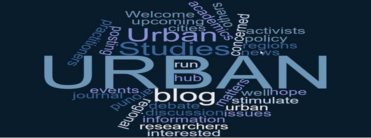 Urban Studies Blog | Urban Studies