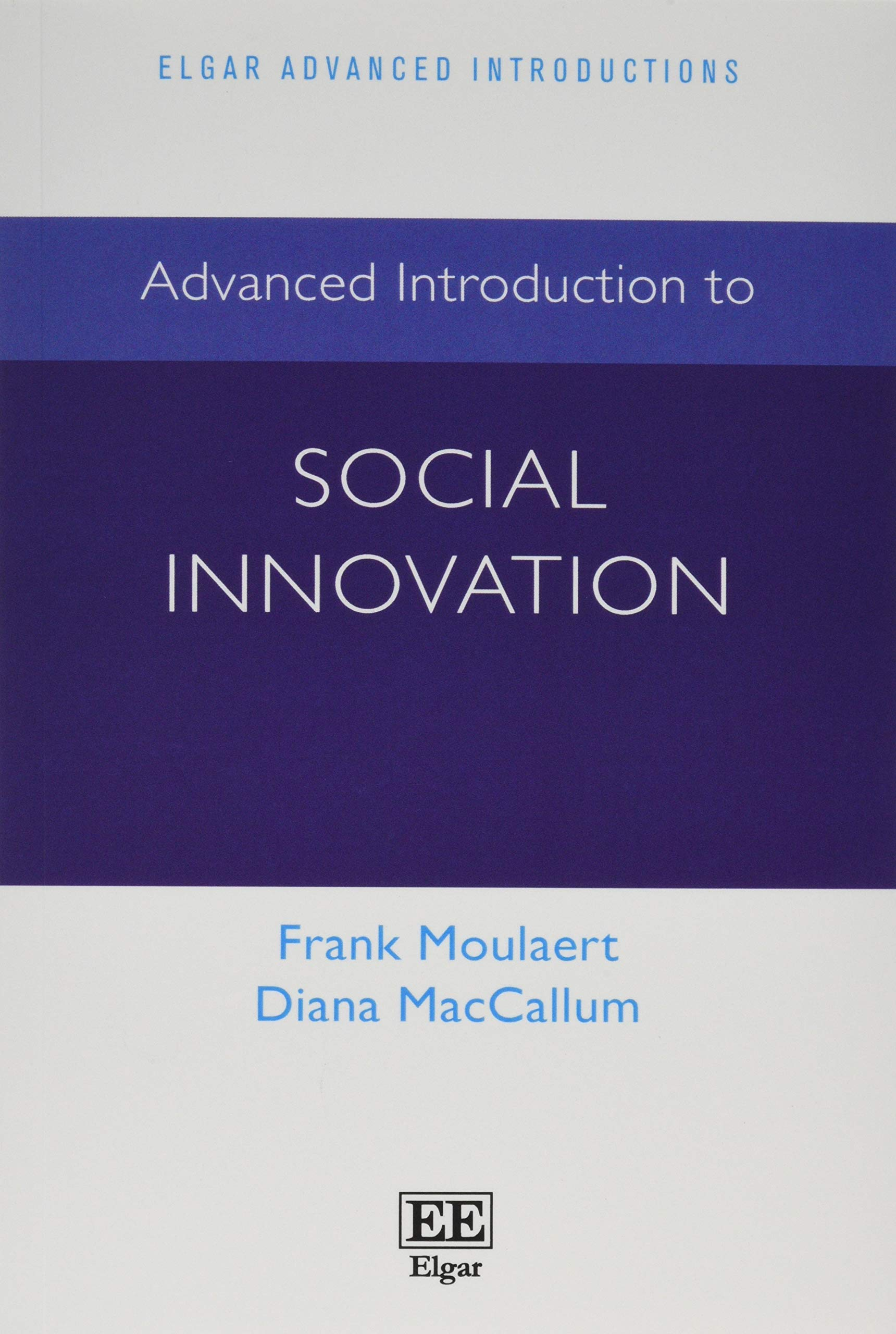 Advanced Introduction to Social Innovation book cover