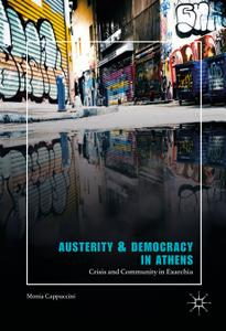 Austerity and Democracy in Athens book cover