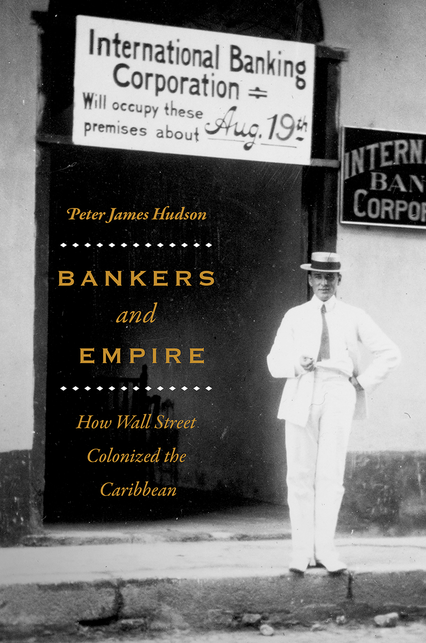 Bankers and Empire book cover