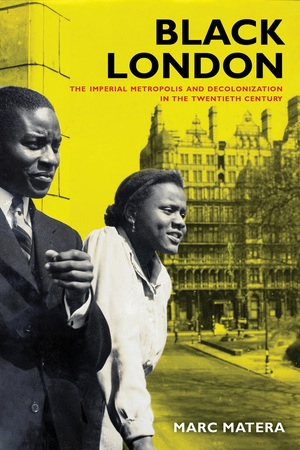 Black London book cover