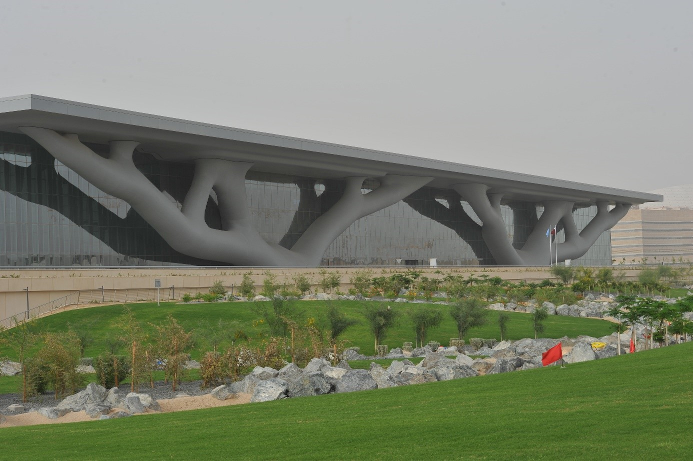 Figure - Qatar National Convention Centre