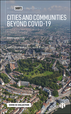 Cities and Communities Beyond COVID-19 book cover