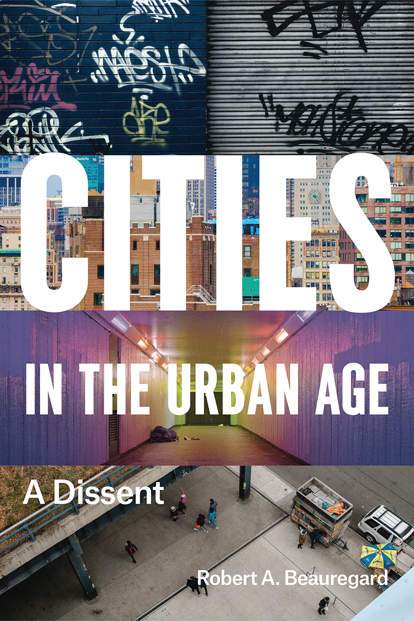 Cities in the Urban Age book cover