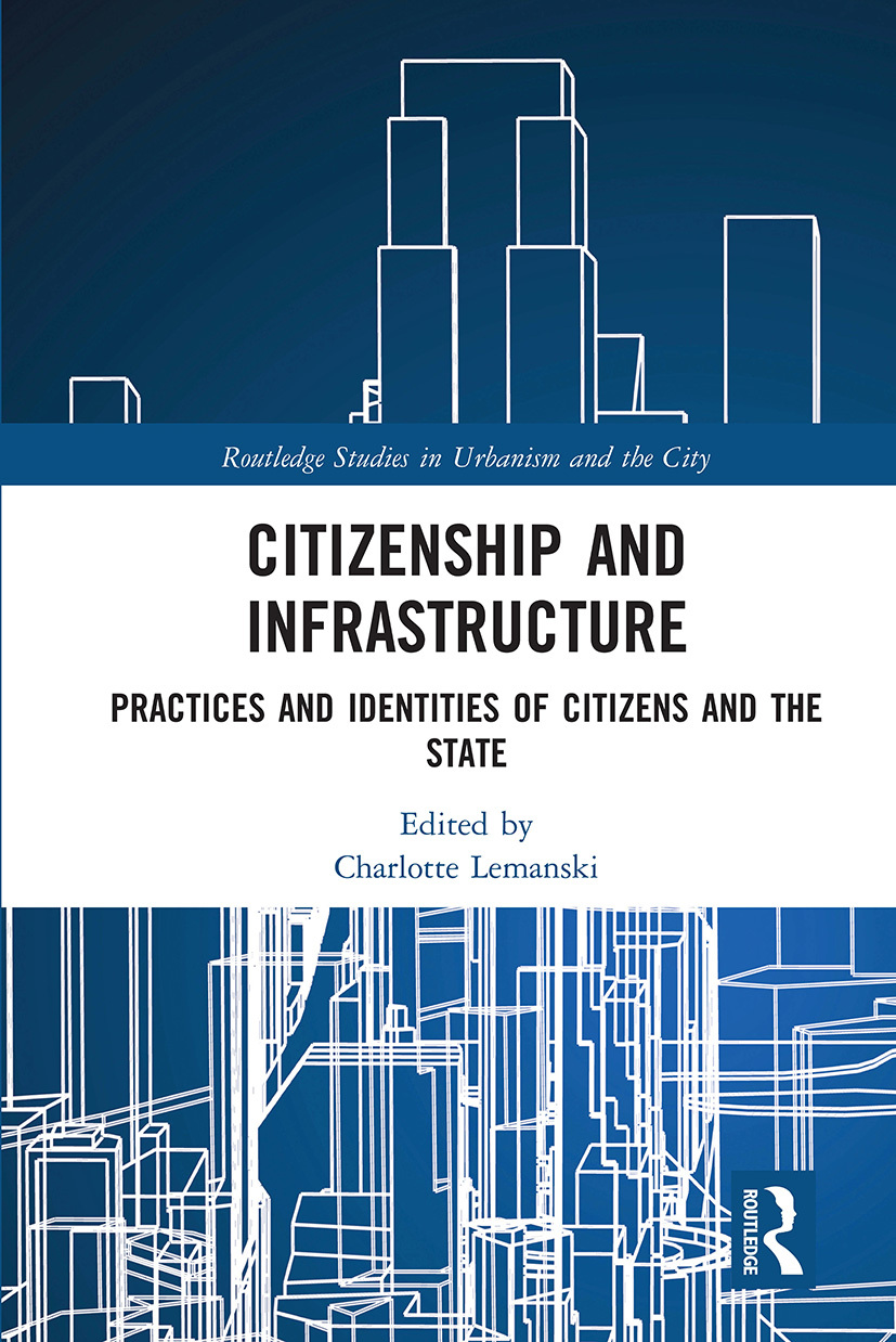 Citizenship and Infrastructure book cover