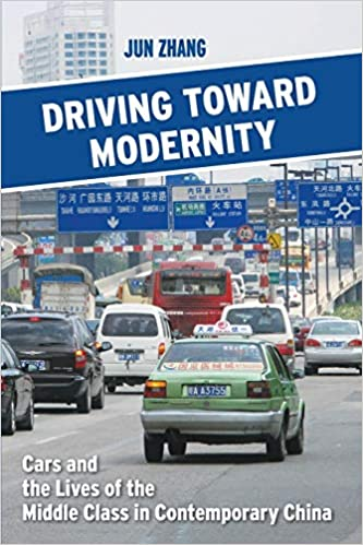 Driving Toward Modernity book cover