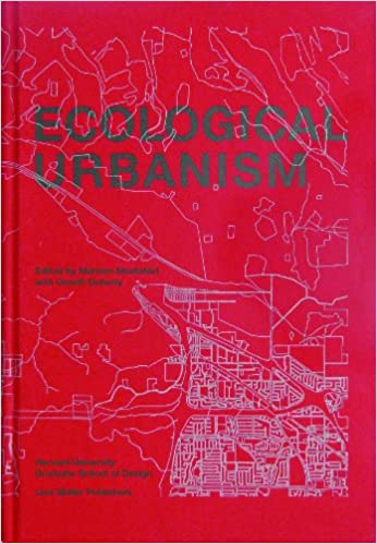Ecological Urbanism book cover