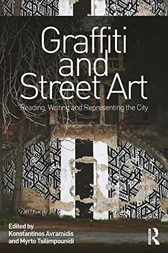 Graffiti and Street Art book cover