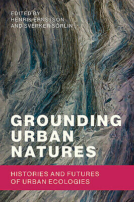 Grounding Urban Natures book cover