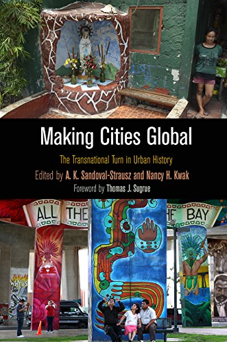 Making Cities Global book cover