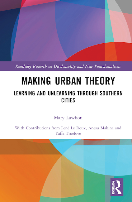 Making Urban Theory cover