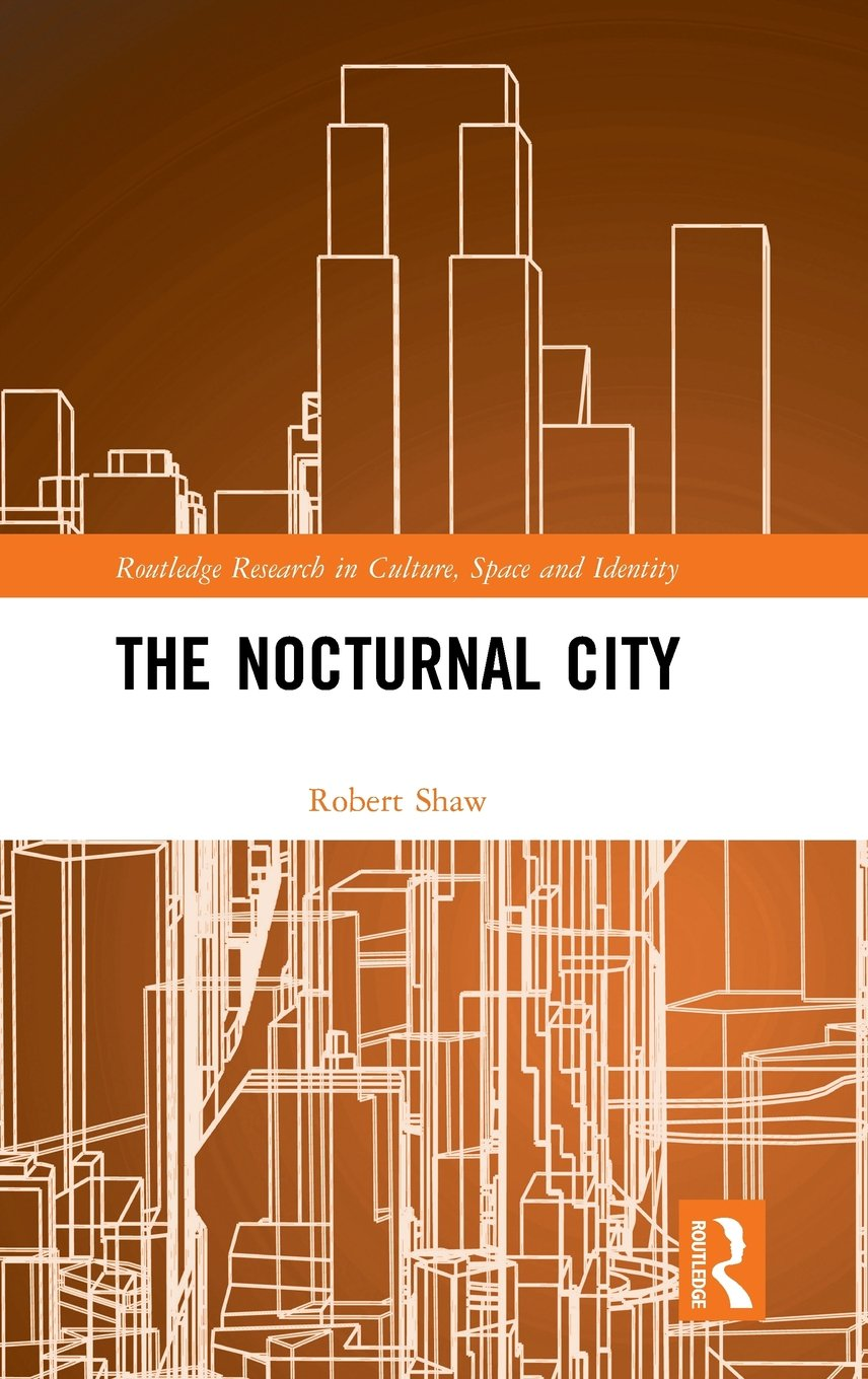 The Nocturnal City cover