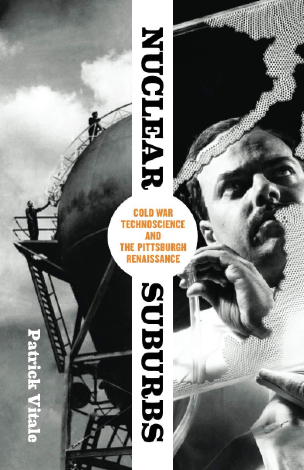Nuclear Suburbs book cover