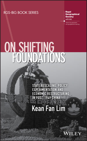 On Shifting Foundations book cover