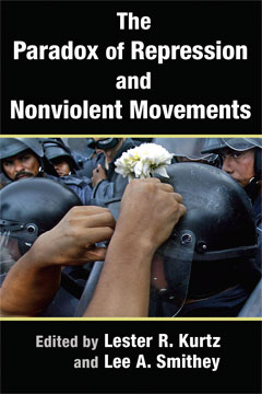 The Paradox of Repression and Nonviolent Movements book cover