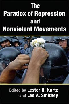 The Paradox of Repression and Nonviolent Movements book cover