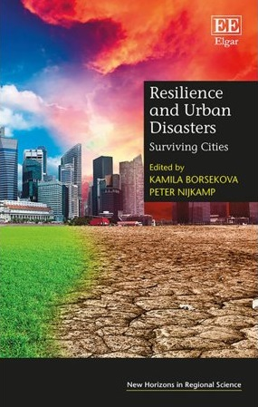Resilience and Urban Disasters book cover