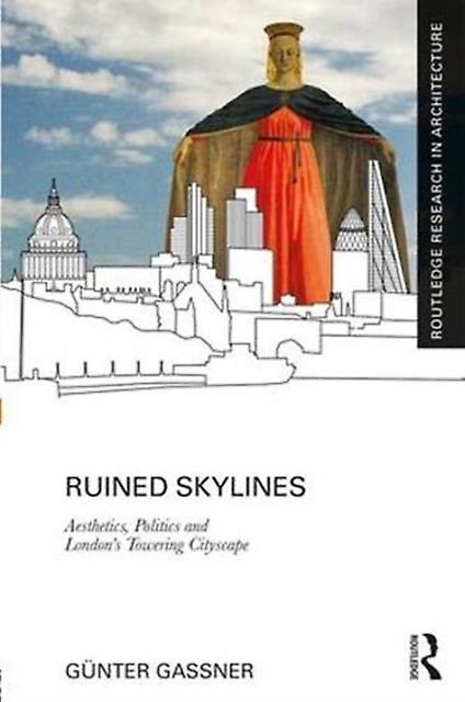 Ruined Skylines book cover