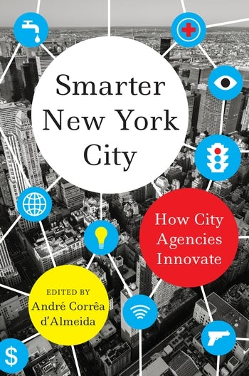 Smarter New York City book cover