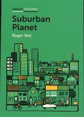 Suburban Planet book cover