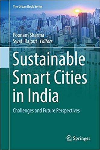 Sustainable Smart Cities in India cover