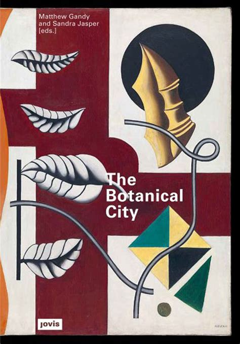 The Botanical City book cover