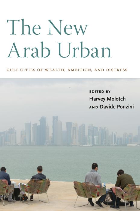 The New Arab Urban book cover