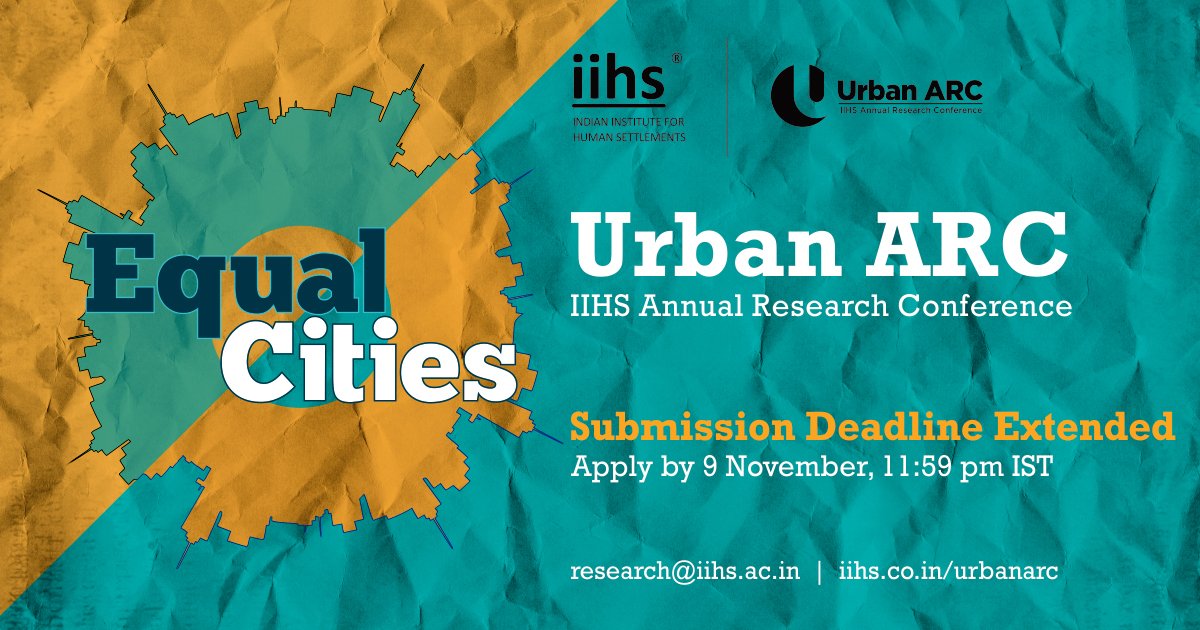 Urban ARC 2020: Equal Cities deadline extended
