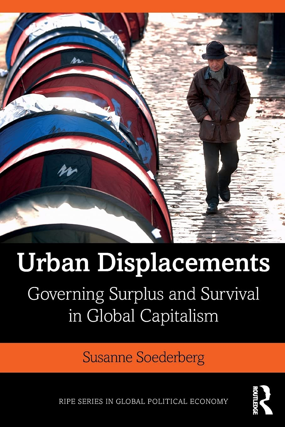 Urban Displacement book cover