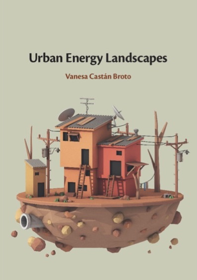 Urban Energy Landscapes book cover