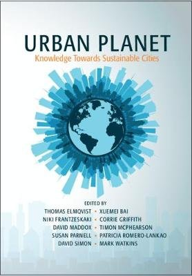 Urban Planet book cover