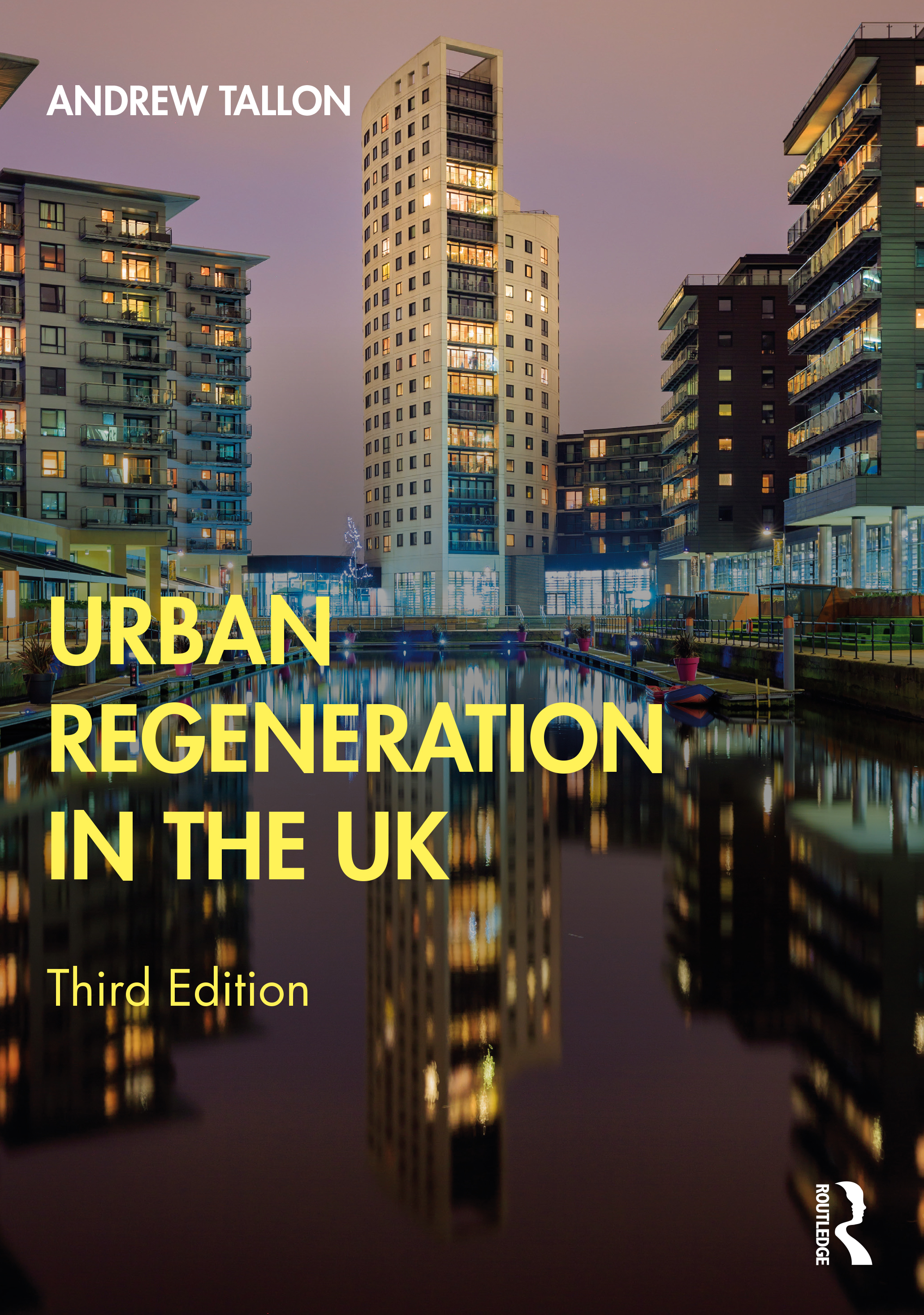 Urban Regeneration in the UK book cover